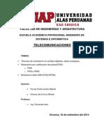 Trabajo Monografico de Telecomunicaciones