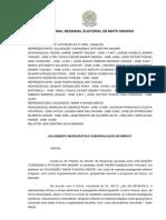 Justiça concede direito de resposta a Taques