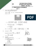 ALP Solutions RBD Physics Eng
