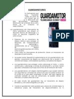 Guard a Motor Es