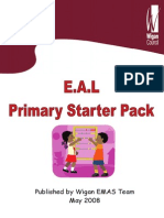 Primary English Starter Pack
