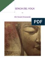 LA ESENCIA DEL YOGA de Shri Swami Sivananda.pdf