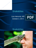 Snakebites 2014