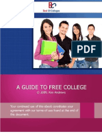 A Guide to Free Colleges
