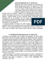 Catedrales románicas y góticas.doc
