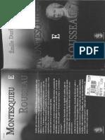 DURKHEIM, Emile. Montesquieu e Rousseau pioneiros da sociologia - Cópia.pdf