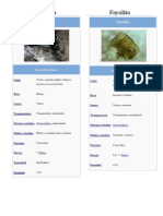 DESCRIPCION DE PETROLOGIA IGNEA MINERALES Y SUS CARACTERISTICAS.docx