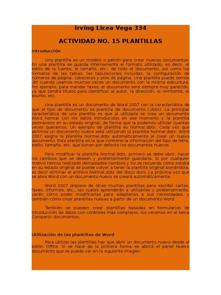 Excepcional Plantilla Igce Composición - Ejemplo De Colección De ...
