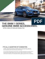 BMW 1Series Accessories