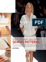 Kitab Menjahit_How to Use, Adapt and Design Sewing Patterns