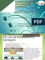 LA SALUD COMO PRODUCTO DE LOS DETERMINANTES SOCIALES.pptx