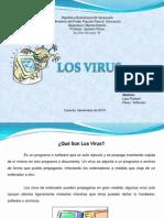 LOS VIRUS Y ANTIVIRUS2003.ppt