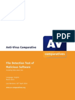 Av Comparatives File Detection Rate March 2014