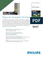 WOWvx 3ds Max Plugin Leaflet 13779