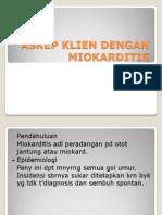 Askep Klien Dengan Miokarditis