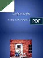 Vascular Trauma OCT 14