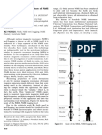 History of NMR LOGGING Kleinberg Jackson