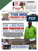 Thursday, October 02, 2014 Edition