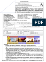 IRCTC Ltd,Booked Ticket Printing-17 Sept 2013