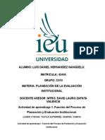 actividad de aprendizaje 1. funcion del proceso de planeacion y evaluacion institucional.doc