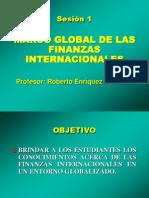 Sesión 01 - Finanzas Internacionales.ppt