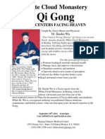 White Cloud Monastery Qi Gong