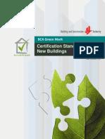 BCA Green Mark Certification Standards - 2010