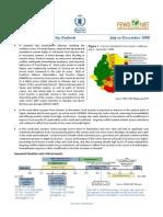 ETHIOPIA Food Security Outlook