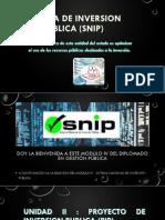 Unidad II - Snip