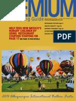 Premium Shopping Guide - Albuquerque - Oct/Nov 2014