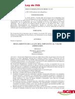 Reglamento De La Ley De IVA.pdf