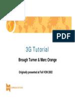 3G Tutorial