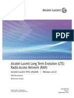 418-000-032 LA3.0 ENodeB FDD Parameters Reference Guide 1 Final September-2011