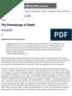 Dramaturgy of Death