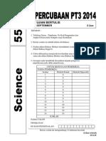 soalan percubaan pt3 sains