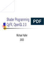 Open Gl (Ebook) Shader Programming - Cgfx Opengl 2.0.pdf