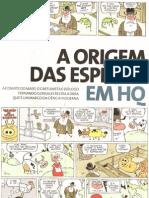A origem das espécies em HQ - 2009.pdf