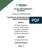GESTIÓN DEL MANTENIMIENTO ELÉCTRICO FALLAS.docx