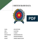 TUGAS SISTEM BASIS DATA.doc