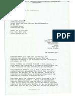 WikiLeaks Assange Submission to Australia Senate TIA Inquiry