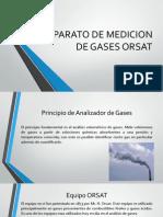 APARATO DE MEDICION DE GASES ORSAT.pptx