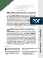 Comparación de las fuerzas adhesivas de cizallamiento  de brackets convencionales y brackets microarenados con  partículas de óxido de titanio.pdf
