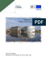 Training Lean