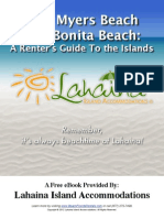 Fort Myers Beach and Bonita Beach - A Renters Guide to the Islands v2