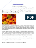 Diversificarea Alimentara Naturala in Timpul Sarcinii.