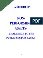 Npa in Banking