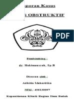Adhitia Mahardika- Laporan Kasus - Ileus Obstruktif.pptx