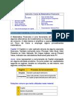 Matemática Financeira - juros simples e compostos