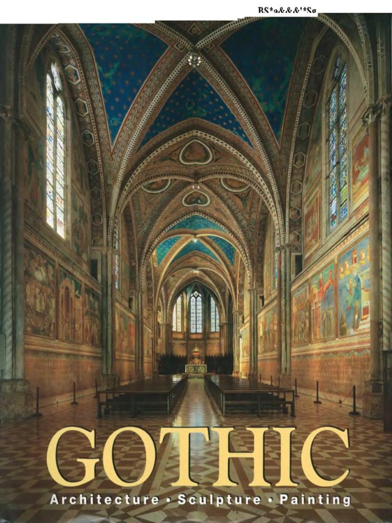 424e6651d384 Rolf Toman - The Art Of Gothic.doc   Gothic Architecture   Dominican Order