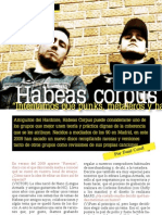 Entrevista a Habeas Corpus